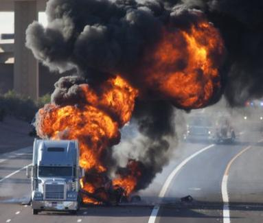 Congress is considering legislation that will increase the scrutiny of long-haul truckers and the operating safety of their rigs. 'Too many cannot even pass the simplest of emissions' tests, and some simply belch smoke and fire,' stated one lobbyist. (Associated Press)