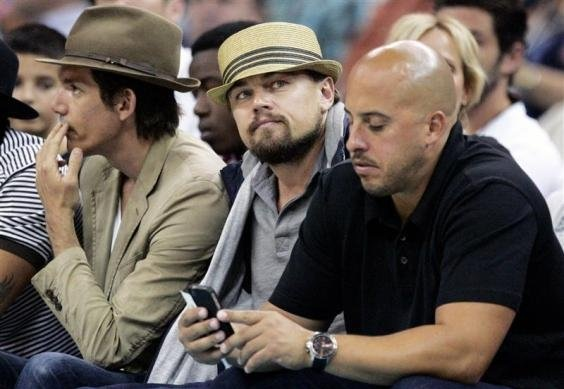Johnny Depp, Jack Nicholson, and Vin Diesel take in a Lakers' matchup against the Hornets in the Staples Center recently. The trio reportedly went to an undisclosed restaurant after the game where it is believed they had some food and, perhaps, something to drink. It is unknown, however, who paid the bill and how much tip was left behind. 'At this point, it's all speculation,' an unknown source stated on condition of anonymity. (Associated Press)