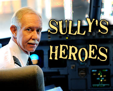 Sully's Heroes will air opposite Survivor
