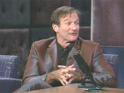 Will The Real Robin Williams Please Sit Down?