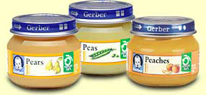 Deadly Chemicals Found in Common Baby Food